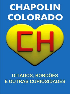 cover image of Chapolin Colorado